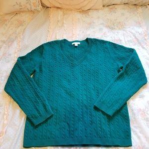 Long sleeve sweater (Charter Club)